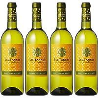 [4本セット] レ・タンヌ オクシタン ソーヴィニヨン・ブラン(Les Tannes en Occitanie Sauvignon Blanc) ドメーヌ・ポール・マス 白ワイン フランス 750ml×4本