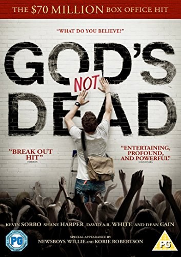 God's Not Dead [Import anglais]