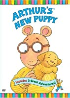 ARTHUR'S NEW PUPPY VIDEO PACKA [VHS]【CD】 [並行輸入品]