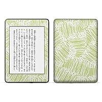 igsticker kindle paperwhite 第4世代 専用スキンシール キンドル ペーパーホワイト タブレット 電子書籍 裏表2枚セット カバー 保護 フィルム ステッカー 050516