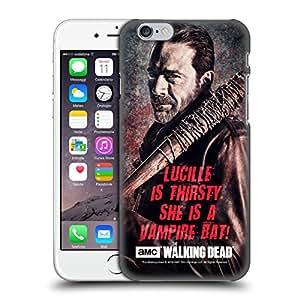 オフィシャルAMC The Walking Dead ルシール バンパイア・バット ネーガン ハードバックケース Apple iPhone 6 / 6s