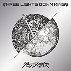 THREE LIGHTS DOWN KINGS「STEP BY DAYS」のジャケット画像