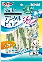 ペティオ (Petio) 犬用おやつ Kirei デンタルピュア ソフト 10本入 10本