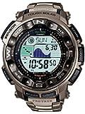 CASIO カシオ PRO TREK プロトレック メンズ 腕時計 電波ソーラー prw-2500t-7dr シルバー 海外モデル [逆輸入品]