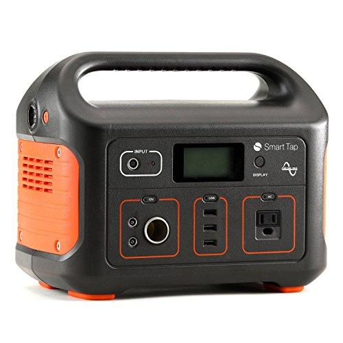 SmartTap ポータブル電源 PowerArQ (626Wh/174,000mAh/3.6V/正弦波 100V 日本仕様) 正規保証2年 008601C-JPN-FS 008601C-JPN-FS-BK
