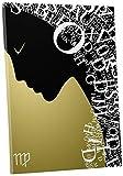 Pingo World 1221P805RUY Pop 'Zodiac Sign Virgo' Gallery Wrapped Canvas Art 16 x 20 Variable [並行輸入品]