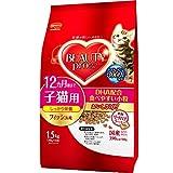 ビューティープロ キャット 子猫用 12ヵ月頃まで フィッシュ味 1.5kg