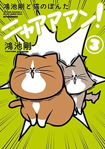 鴻池剛と猫のぽんた ニャアアアン! 3 Kindle版