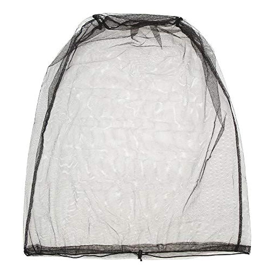 進捗独裁者見捨てられたk-outdoor 防虫ネット 蚊よけヘッドネット メッシュネット モスキートガード 園芸 農作業 釣り ハイキング アウトドア