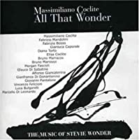 ALL THAT WONDER-THE MUSIC OF STEVIE