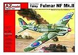 AZ model 1/72 イギリス軍 フェアリー フルマーNF Mk.2 プラモデル AZM7567