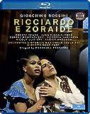 ロッシーニ : 歌劇 「リッチャルドとゾライデ」 (Gioachino Rossini : Ricciardo e Zoraide / Giacomo Sagripanti | Orchestra Sinfonica Nazionale Della RAI) [Blu-ray] [Import] [日本語帯・解説付]