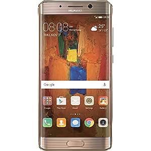 SIMフリー Huawei Mate9 Pro Dual LON-L29 香港版 (128GB, ゴールド) [並行輸入品]