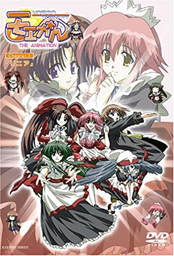 DVD/OVA/モエかん 1
