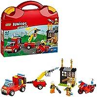 """レゴ(LEGO)ジュニア シティ""""消防隊セット"""" 10740"""