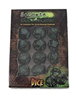 Secrets of the Lost Tomb: Additional Dice Pack [並行輸入品]