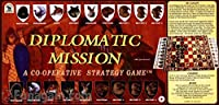 Family Pastimes Diplomatic Mission - A Co-operative Strategy Game