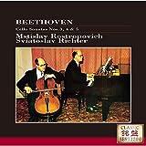 ベートーヴェン:チェロ・ソナタ 第3番~第5番