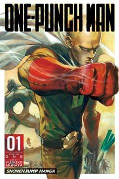 One-Punch Man, Vol. 1の書影