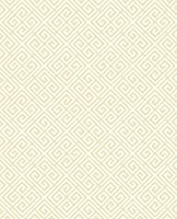 a-street Prints 2625–21860オメガ幾何壁紙、ゴールド