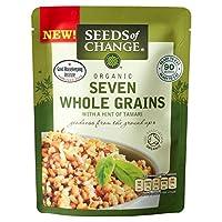 Seeds of Change Seven Wholegrains (240g) 変更の種7 Wholegrains ( 240グラム)