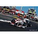 1/20 グランプリシリーズ No.44 ザウバー C30 モナコGP