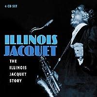 Illinois Jacquet Story by Illinois Jacquet