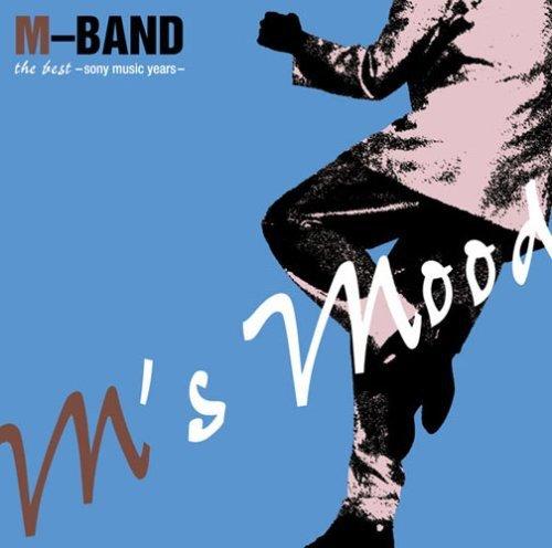 M'S MOOD-SONY MUSIC YEARS-