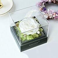 プリザーブドフラワー 枯れない花 アレンジ 花 お誕生日 お祝い 結婚祝い ギフト 開店 お返し 贈り物