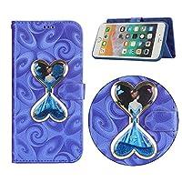 iphone6sPlus ケース 手帳型 iphone6plus ケース Trysunny アイフォン6sプラス ケース 財布型 スタンド機能 マグネット式 スマホケース愛ケースファッションケース