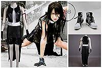 コスプレ衣装ファイナルファンタジーVIIティファ・ロックハート+手袋+靴 合皮