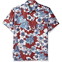 Quiksilver Men's Rain Flowers Shirt