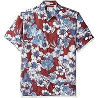 Quiksilver Men's Rain Flowers Shirt