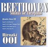 ベートーヴェン:フォルテピアノのためのソナタ (BEETHOVEN Sonatas for Fortepiano Plaudite Amici III Hiroaki OOI) 画像