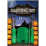 Ultimate Pumpkin Carving Kit 究極のパンプキンカービングキット?ハロウィン?クリスマス?