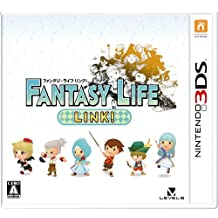 FANTASY LIFE - LINK! for Nintendo 3DS Japanese System Only by Level 99 [並行輸入品]