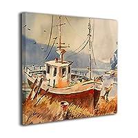 King Duck 猿 バスケットをする 絵画 インテリア インナー フレーム装飾画 アートフレーム 額縁なし アートボード キャンバスアート 壁画 アートパネル 壁掛け 木枠付き