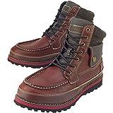 (リベルト エドウィン) LiBERTO EDWIN 防水 防寒 トレッキングブーツ ワークブーツ レイン スノー ブーツ シューズ メンズ 靴 男性用 26.5cm ワイン レッド