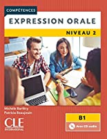 Competences 2eme edition: Expression orale B1 Livre & CD