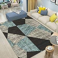 ホームカーペット、ドアマット、コーヒーテーブルカーペット、出窓マット、寝室用マット、複数の仕様 CQQO (Color : F, Size : 180×280)