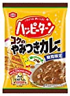 【さらに30%OFF!】亀田製菓 ハッピーターン コクのやみつきカレー味 85g×12袋が激安特価!