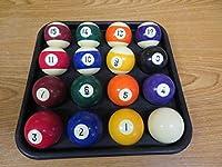 ビリヤード ボール 玉 1~15 + 白玉 16セット 9ボール