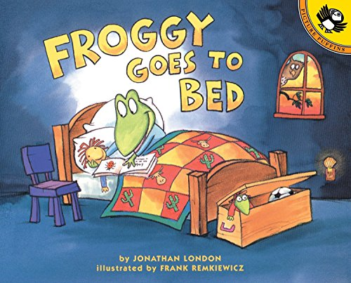 Froggy Goes to Bedの詳細を見る