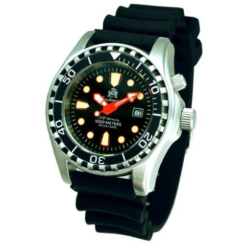 [トーチマイスター1937]Tauchmeister1937 腕時計2013 ドイツ製重厚1000M防水ドイツ戦艦軍用プロダイビング T0259 (並行輸入品)