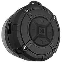 Audin sound アウトドアスピーカー SP-03 ブラック Bluetooth 防水 IPX7