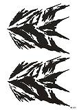 (ファンタジー) TheFantasy タトゥーシール タトゥーシール トランスフォーマー? hb833【中型・A5】