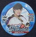 AKB48 岡田奈々 CAFE SHOP ステージファイター2 バトルフェスティバル コラボコースター 1枚