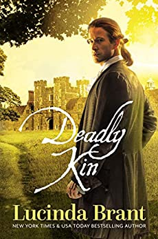 Deadly Kin: A Georgian Historical Mystery (Alec Halsey Mystery Book 4) by [Brant, Lucinda]