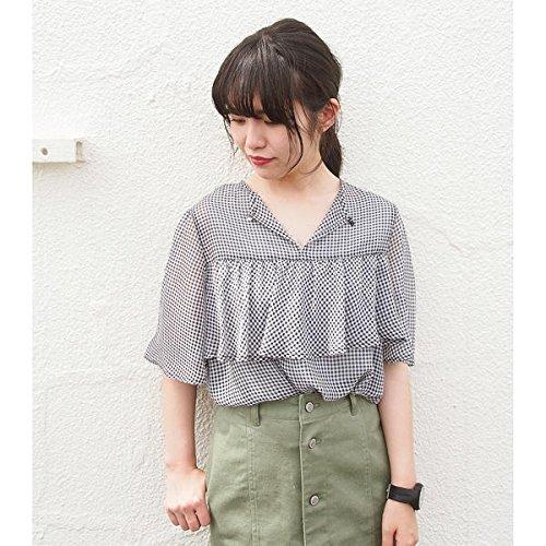 179/WG(179 WG) 総柄2WAYシャツ