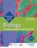 Edexcel International GCSE Biology Student Book Second Edition (Edexcel Student Books) 画像